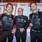 NLD/Amsterdam/20181217 - Hashtag Awards 2018, Bucket Boys