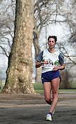 "Battersea. London. GREAT BRITAIN;  Westminster Sport Event, London Race Walking Championships. Battersea Park. 02.08.1991.<br /> <br /> [Mandatory Credit; ""Photo, Peter Spurrier/Intersport-images]"