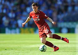 Andrew Robertson of Liverpool in action- Mandatory by-line: Nizaam Jones/JMP - 21/04/2019 -  FOOTBALL - Cardiff City Stadium - Cardiff, Wales -  Cardiff City v Liverpool - Premier League