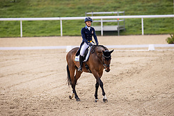 Petersen Malin, SWE, Charly Brown 311<br /> FEI EventingEuropean Championship <br /> Avenches 2021<br /> © Hippo Foto - Dirk Caremans<br />  24/09/2021