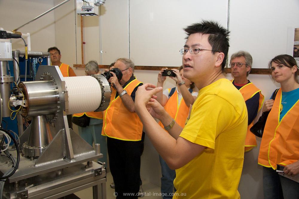 Australian Synchrotron Open Day 2008