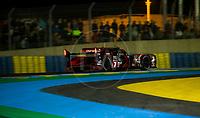 Qualifying Marcel Fassler (CHE) / Andre Lotterer (DEU) / Benoit Treluyer (FRA) driving the LMP1 Audi Sport Team Joest Audi R18 Hybrid 24hr Le Mans 15th June 2016