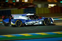Qualifying Tsugio Matsuda (JPN) / Matthew Howson (GBR) / Richard Bradley (GBR)  driving the LMP2 KCMG  Oreca 05 - Nissan 24hr Le Mans 15th June 2016