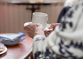 Nowton Court coffee morning