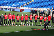 111116 Wales Football team training