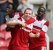Middlesbrough v Bournemouth 210913