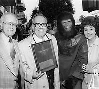 1983 John Chambers' Walk of Fame ceremony