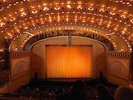 Auditorium Theatre Chicago, built in 1893 by architect Louis Sullivan