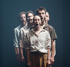 Hofesh Shechter Grand Finale 12th September 2017