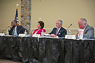 Collier County legislative delegation on October 15 in Naples, Florida,