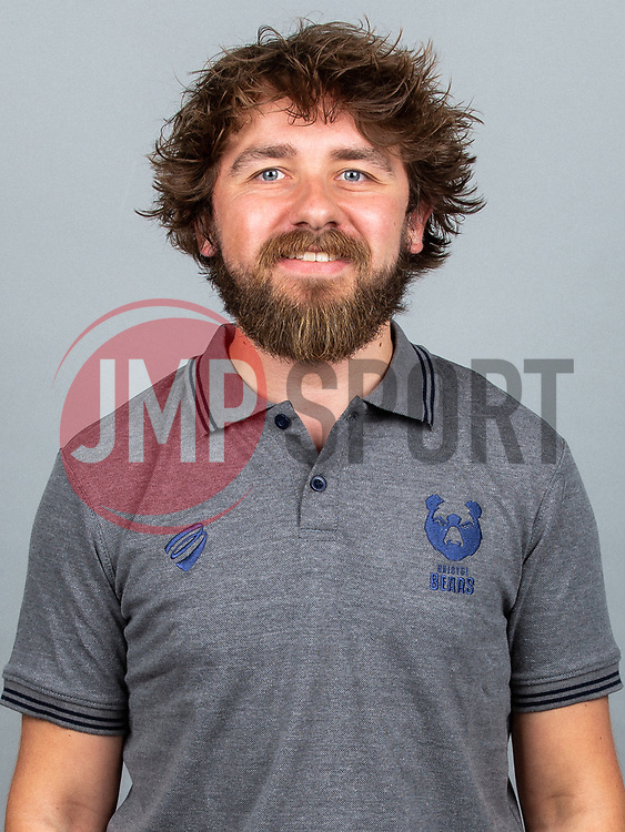 Tom Vaux - Mandatory by-line: Robbie Stephenson/JMP - 01/08/2019 - RUGBY - Clifton Rugby Club - Bristol, England - Bristol Bears Headshots 2019/20
