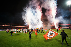 line up Excelsior v Sparta during the Dutch Eredivisie match between sbv Excelsior Rotterdam and Sparta Rotterdam at Van Donge & De Roo stadium on October 21, 2017 in Rotterdam, The Netherlands