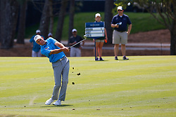 March 15, 2019 - Ponte Vedra Beach, FL, U.S. - PONTE VEDRA BEACH, FL - MARCH 15: Jim Furyk of the United States plays a shot on the 15th hole during the second round of THE PLAYERS Championship on March 15, 2019 on the Stadium Course at TPC Sawgrass in Ponte Vedra Beach, Fl.  (Photo by David Rosenblum/Icon Sportswire) (Credit Image: © David Rosenblum/Icon SMI via ZUMA Press)
