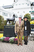 November 1-3, 2018: Breeders' Cup Horse Racing World Championships. Bill and Carrington Price
