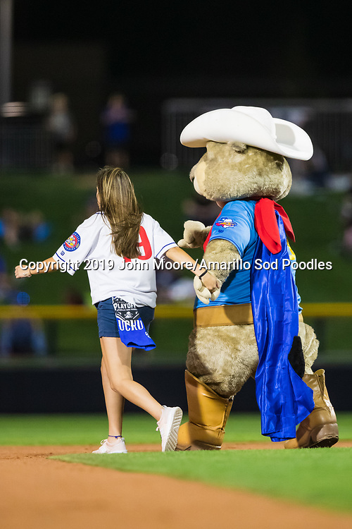 The Amarillo Sod Poodles played against the Tulsa Drillers during the Texas League Championship on Wednesday, Sept. 11, 2019, at HODGETOWN in Amarillo, Texas. [Photo by John Moore/Amarillo Sod Poodles]