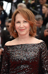 May 14, 2019 - Cannes, France - CANNES, FRANCE - MAY 14: Nathalie Baye attends the opening ceremony and screening of ''The Dead Don't Die'' during the 72nd annual Cannes Film Festival on May 14, 2019 in Cannes, France. (Credit Image: © Frederick InjimbertZUMA Wire)
