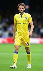 Edward Upson of Bristol Rovers - Mandatory by-line: Alex James/JMP - 15/09/2018 - FOOTBALL - Kenilworth Road - Luton, England - Luton Town v Bristol Rovers - Sky Bet League One