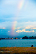 St. Helens rainbow - St. Helens, OR