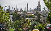 El Segundo Beachfront Oil Refinery