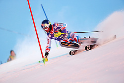 17.11.2013, Levi Black, Levi, FIN, FIS Ski Alpin Weltcup, Levi, Slalom, Herren, 1. Durchgang, im Bild Alexis Pinturault (FRA) // Alexis Pinturault of France in action during 1st run of mens Slalom of FIS ski alpine world cup at the Levi Black course in Levi, Finland on 2013/11/17. EXPA Pictures © 2013, PhotoCredit: EXPA/ Gunn/ Takusagawa<br /> <br /> *****ATTENTION - OUT of GBR*****