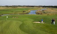 TEXEL - De Cocksdorp.  - hole 9.  Golfbaan De Texelse. COPYRIGHT KOEN SUYK