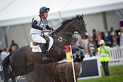 Oliver Townend, (GBR), Black Tie - Eventing Cross Country test- Alltech FEI World Equestrian Games™ 2014 - Normandy, France.<br /> © Hippo Foto Team - Dirk Caremans<br /> 30/08/14