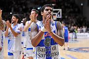 DESCRIZIONE : Campionato 2014/15 Dinamo Banco di Sardegna Sassari - Umana Reyer Venezia<br /> GIOCATORE : Edgar Sosa<br /> CATEGORIA : Ritratto Esultanza Postgame<br /> SQUADRA : Dinamo Banco di Sardegna Sassari<br /> EVENTO : LegaBasket Serie A Beko 2014/2015<br /> GARA : Dinamo Banco di Sardegna Sassari - Umana Reyer Venezia<br /> DATA : 03/05/2015<br /> SPORT : Pallacanestro <br /> AUTORE : Agenzia Ciamillo-Castoria/L.Canu