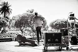 White Denim performs at Treasure Island Music Festival - 10/19/2014