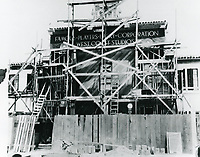 1926 Paramount Studios under construction