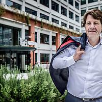 Nederland, Amstelveen, 26 mei 2016.<br /> Marc-Aurel Boersch, chief executive officer bij Nestlé Nederland.<br /> <br /> Marc-Aurel Boersch, CEO at Nestlé the Netherlands. <br /> <br /> Foto: Jean-Pierre Jans