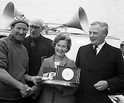 'Knights of the Silver Hook' Angling Competition at Greystones, Co. Wicklow..29.06.1969