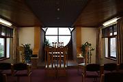 Salle des mariages du bureau des mariages de Gretna Green / Gretna Green's registration office's wedding room