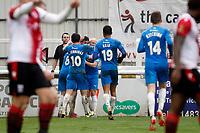 Southam-Hales. Woking FC 1-4 Stockport County FC. Vanarama National League. KIngfield Stadium. 30.1.21