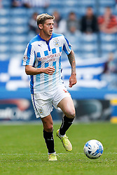 Jonathan Stead of Huddersfield in action - Photo mandatory by-line: Rogan Thomson/JMP - 07966 386802 - 13/09/2014 - SPORT - FOOTBALL - Huddersfield, England - The John Smith's Stadium - Huddersfield town v Middlesbrough - Sky Bet Championship.
