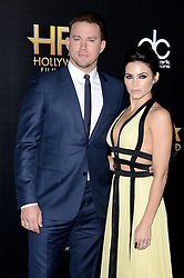 Channing Tatum and Jenna Dewan Tatum attend the 19th Annual Hollywood Film Awards at The Beverly Hilton Hotel in Los Angeles, CA, USA, on November 1, 2015. Photo by Lionel Hahn/ABACAPRESS.COM