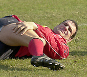 20030219 Six Nations International England Training
