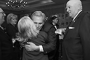CONGRESSMAN KEVIN MCCARTHY; JULIAN HERON, California State Society Inaugural luncheon. Ritz-Carlton, Washington. DC . 19 January 2017