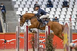 Gaublomme Brent, BEL, Gimondi Van Eeckelgem Z<br /> Pavo Hengsten competitie - Oudsbergen 2021<br /> © Hippo Foto - Dirk Caremans<br />  22/02/2021