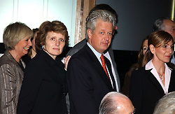 LORD & LADY KENILWORTH at a fashion show of the new fashion label Chester Bonham held at the Aston Martin Showroom, Park Lane, London on 15th November 2004.<br /><br />NON EXCLUSIVE - WORLD RIGHTS