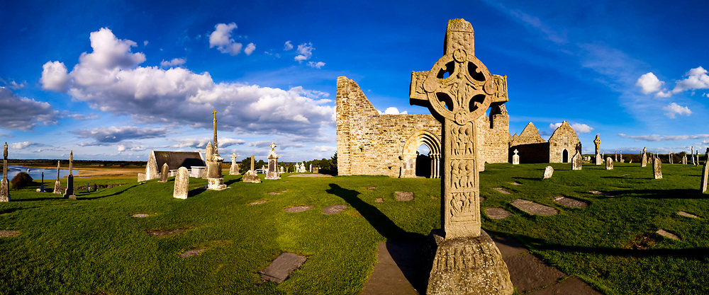 Photographer: Chris Hill, Clonmacnoise, County Offaly