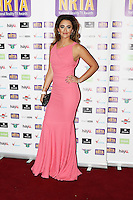 Georgina Leigh Cantwell, National Reality TV Awards, Porchester Hall, London UK, 29 September 2016, Photo by Richard Goldschmidt