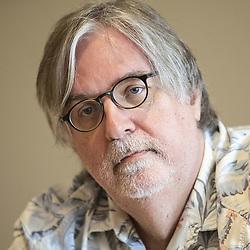 August 1, 2018 - Hollywood, CA, USA - Matt Groening Executive producer of the new Netflix cartoon  Disenchantment  (Credit Image: © Armando Gallo via ZUMA Studio)