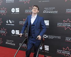 Edinburgh International Film Festival, Thursday, 21st June 2018<br /> <br /> 'EATEN BY LIONS' World Premiere<br /> <br /> Pictured: Jack Carroll<br /> <br /> (c) Aimee Todd | Edinburgh Elite media