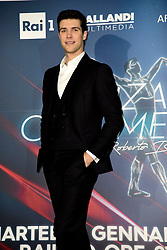 """Roberto Bolle at the presentation of the RAI Special """"Dance with me"""
