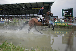 Bost Roger Yves - Kire Royale Star<br /> CHIO Aachen 2008<br /> Photo © Hippo Foto