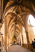 León, Spain León's gothic Cathedral, also called The House of Light or the Pulchra Leonina