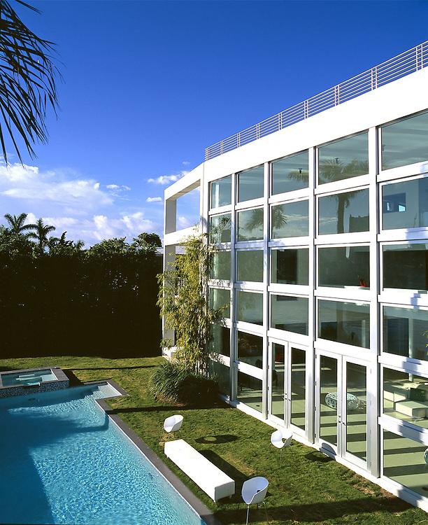 Residence on La Gorce Island Developer Todd Glazer