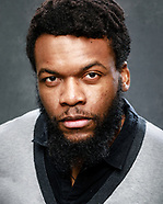 Actor Headshot Portraits Tosin Ojikutu