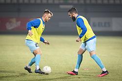 during football match between NS Mura and ND Gorica in 22nd round of Prva liga Telekom Slovenije 2020/21, on 20 February, 2021 in Fazanerija city stadium in Murska Sobota, Slovenia. Photo by Blaž Weindorfer / Sportida