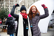 Las Tesis selects   Women's March NYC - January 18, 2020